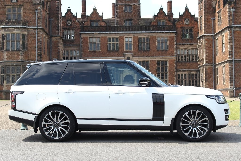 used Land Rover Range Rover TD V6 Vogue 4X4 5dr (start/stop) in in-birmingham