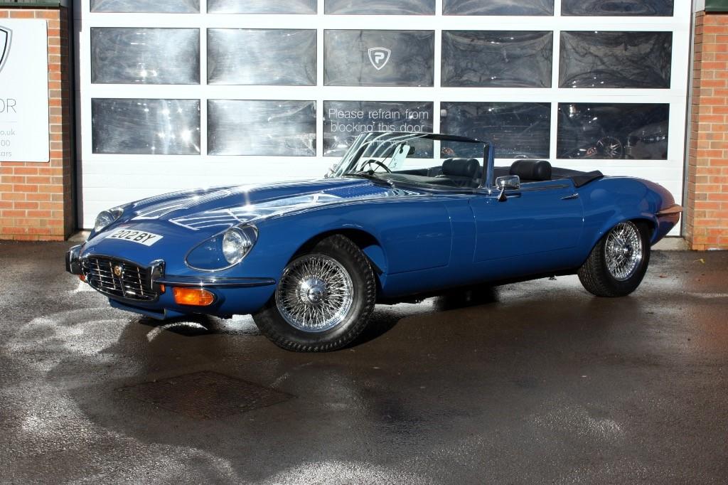 all Jaguar E-Type ** SOLD ** in wessington-derbyshire