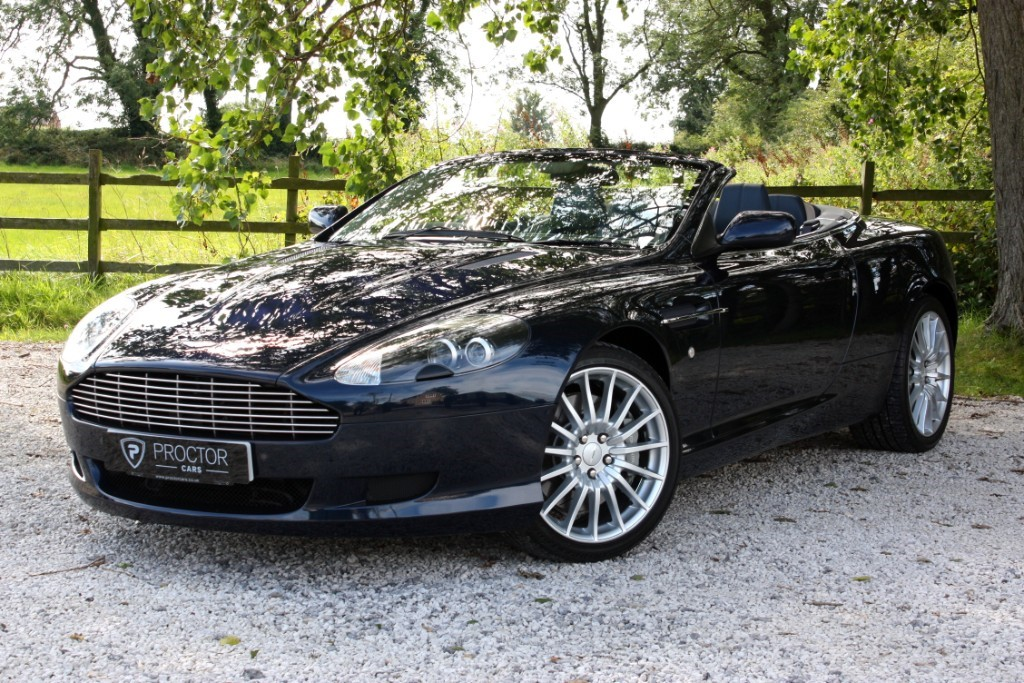 all Aston Martin DB9 ** SOLD DELIVERING TO DOVE HOLES ** in wessington-derbyshire