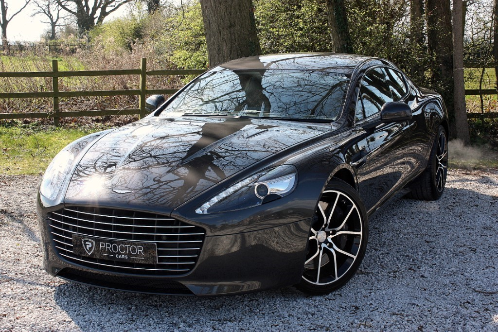 all Aston Martin Rapide S 6.0 S Touchtronic III 4dr in wessington-derbyshire