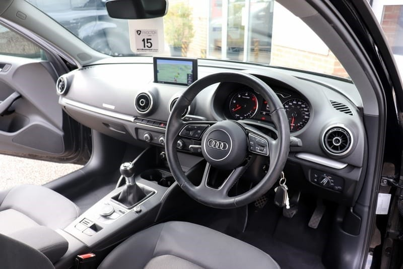 Used Audi A3 from Proctor Cars