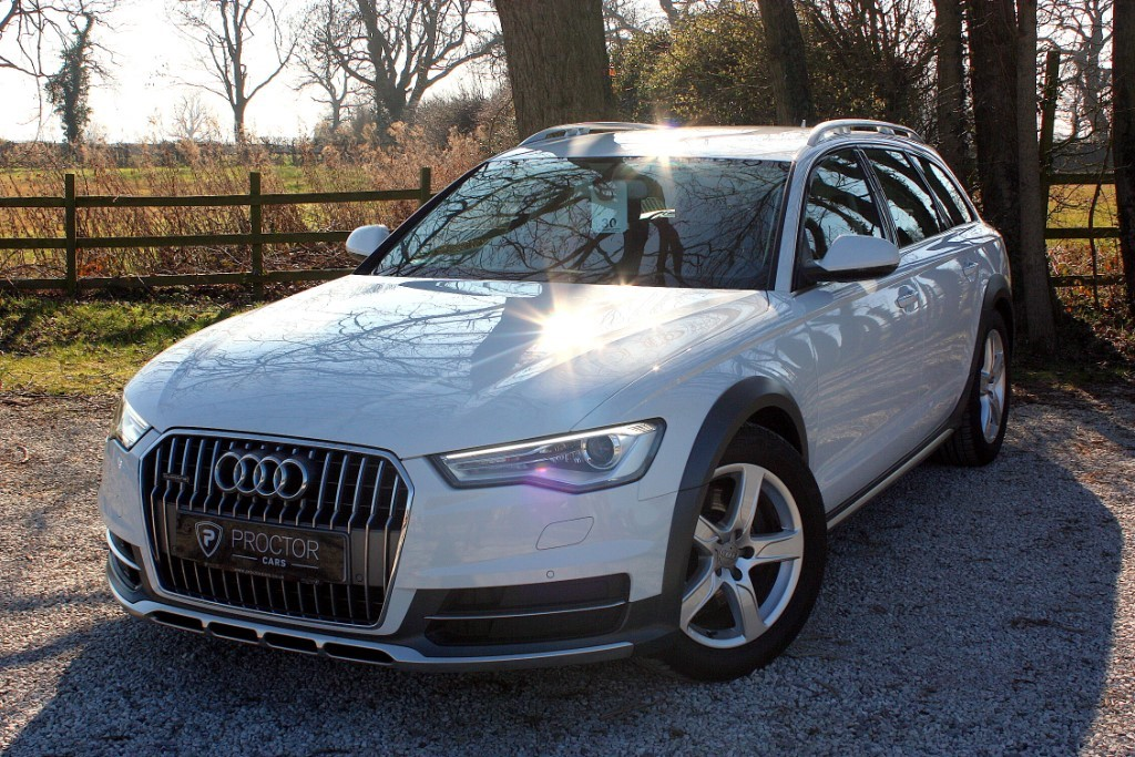 all Audi A6 allroad ** SOLD DELIVERING TO BARNSLEY ** in wessington-derbyshire