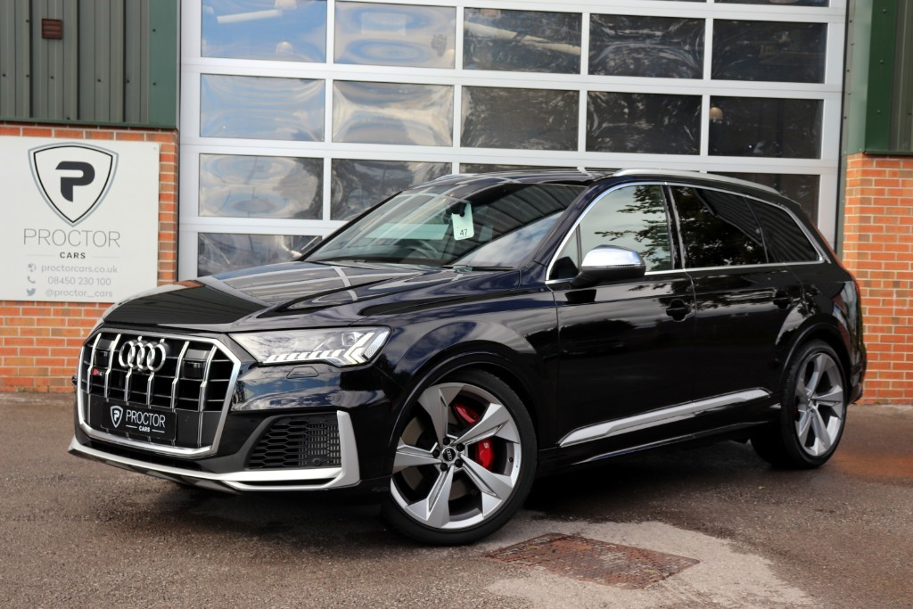 all Audi SQ7 ** SOLD DELIVERING TO MOOR WOOD MOOR ** in wessington-derbyshire
