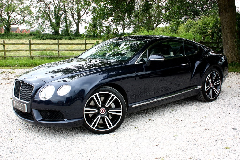all Bentley Continental GT V8 in wessington-derbyshire