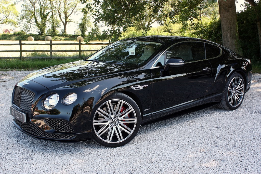 all Bentley Continental ** SOLD DELIVERING TO WESSINGTON ** in wessington-derbyshire