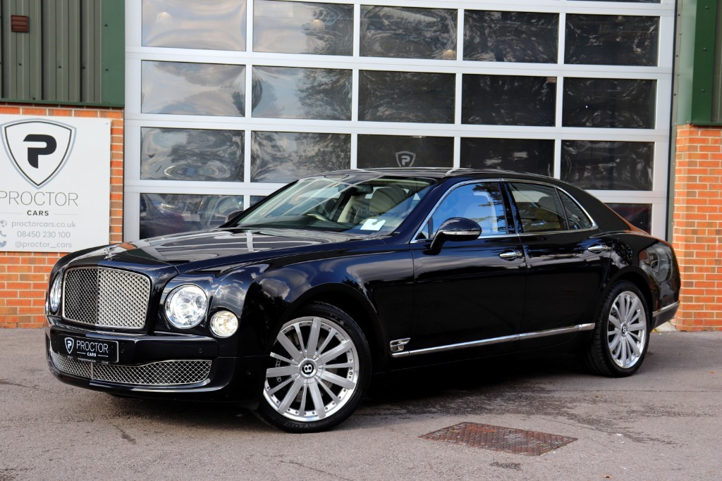 all Bentley Mulsanne 6.75 4dr in wessington-derbyshire