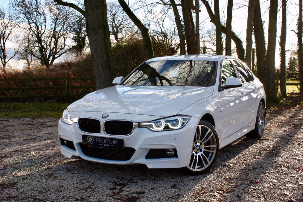 all BMW 335d 3 Series 3.0 M Sport Sport Auto xDrive (s/s) 4dr in wessington-derbyshire