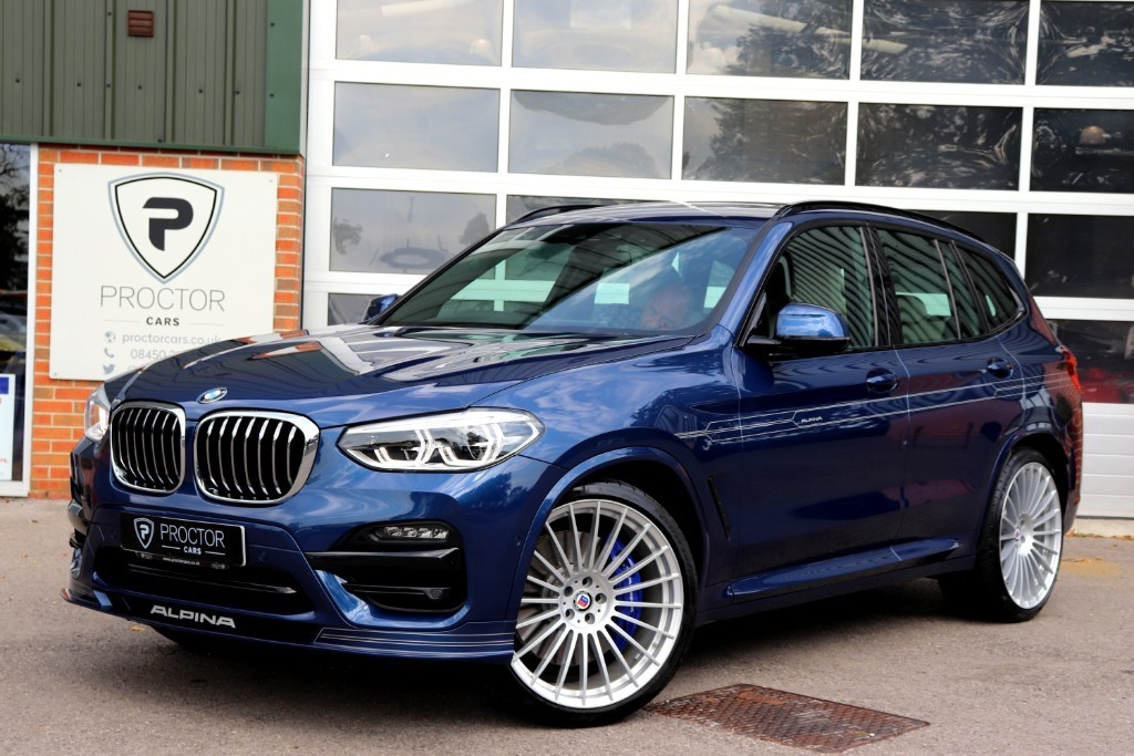 all BMW Alpina XD3 Bi-Turbo 5dr in wessington-derbyshire