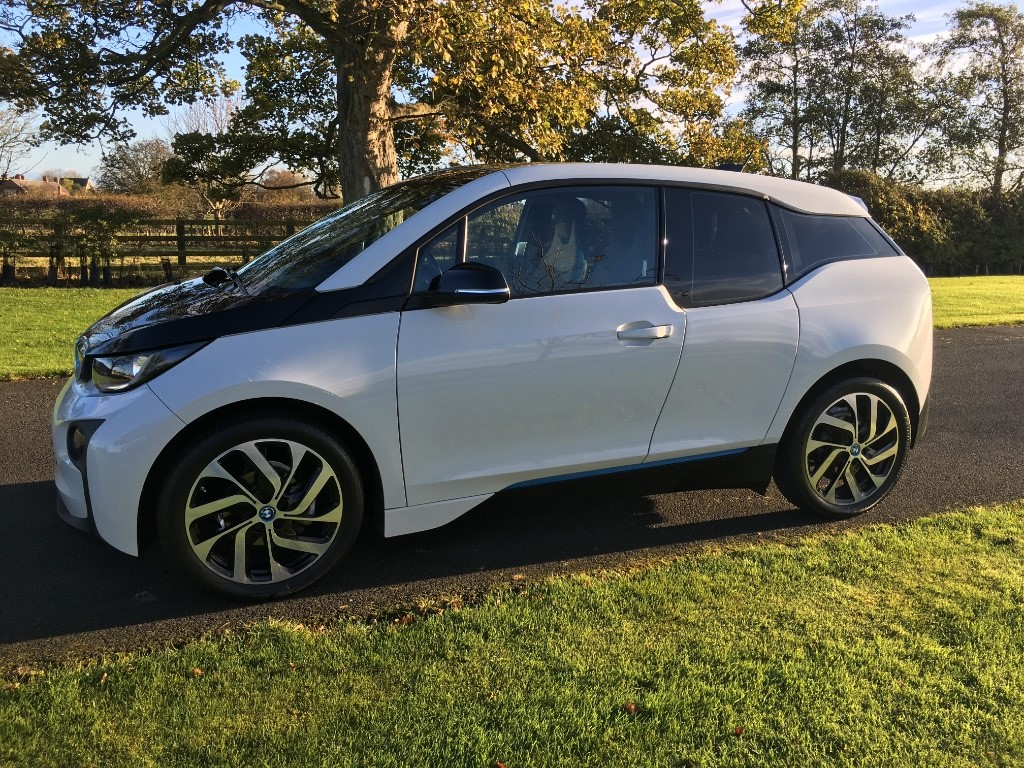 bmw i3 e 5dr extended range for sale wessington. Black Bedroom Furniture Sets. Home Design Ideas