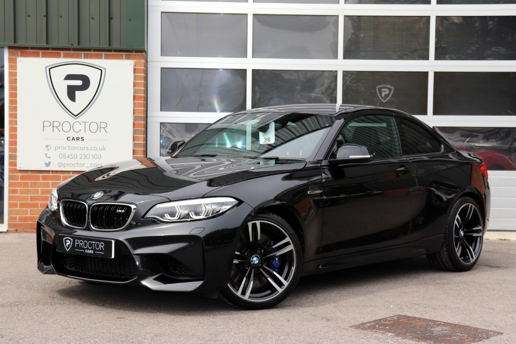 all BMW M2 3.0i DCT (s/s) 2dr in wessington-derbyshire