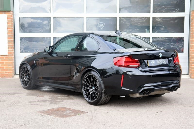 Used BMW M2 from Proctor Cars