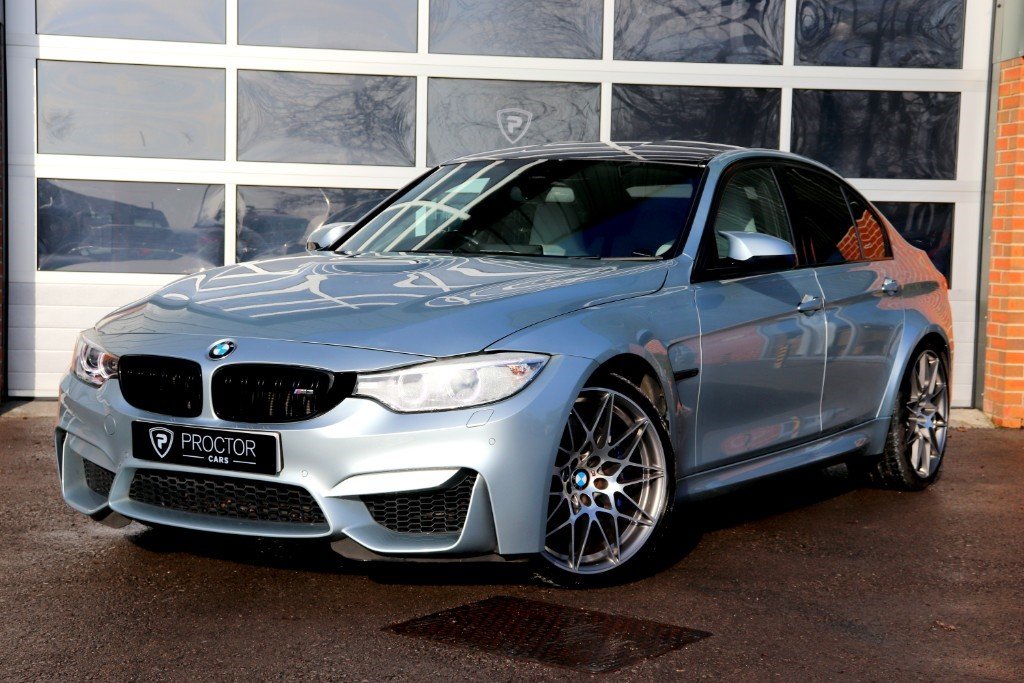 all BMW M3 3.0 BiTurbo Competition Pack DCT (s/s) 4dr in wessington-derbyshire