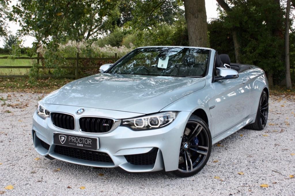 all BMW M4 3.0 M DCT 2dr in wessington-derbyshire