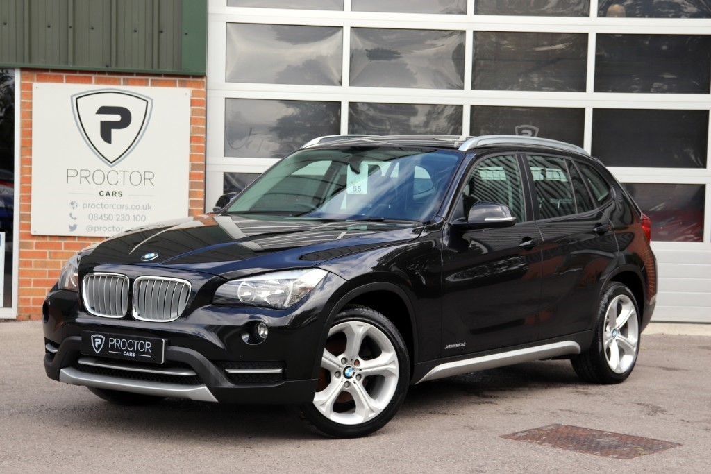 all BMW X1 ** SOLD DELIVERING TO FYSTON ** in wessington-derbyshire