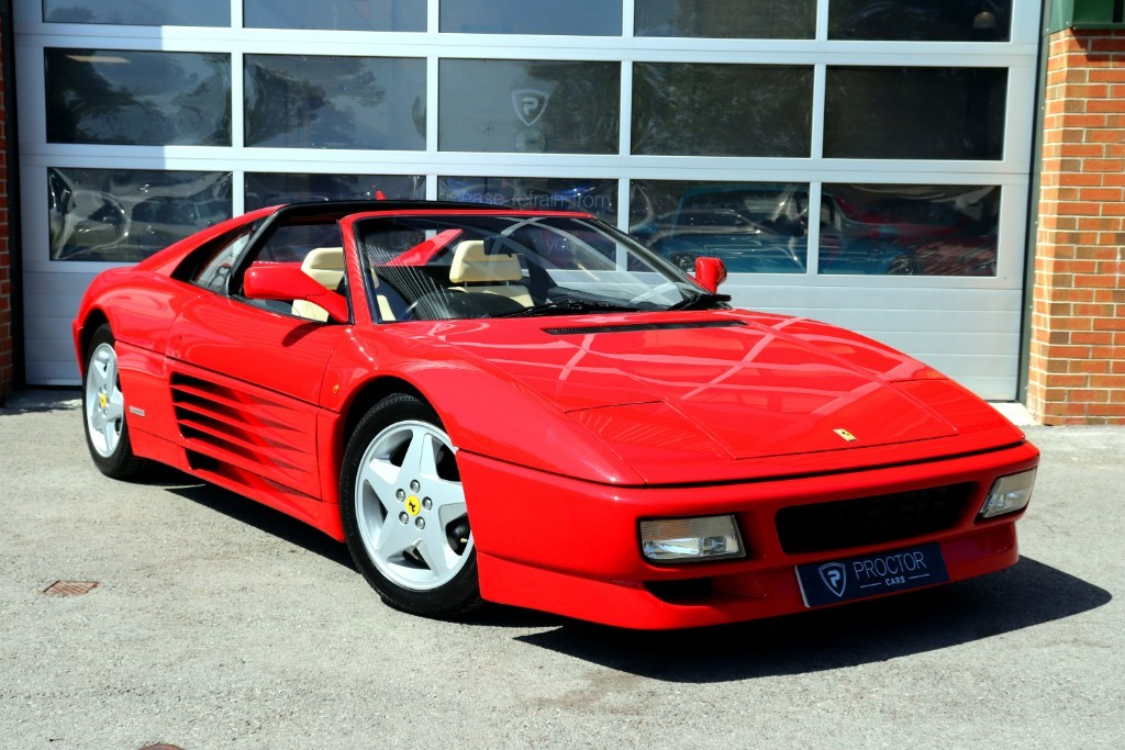Used Ferrari 348 from Proctor Cars