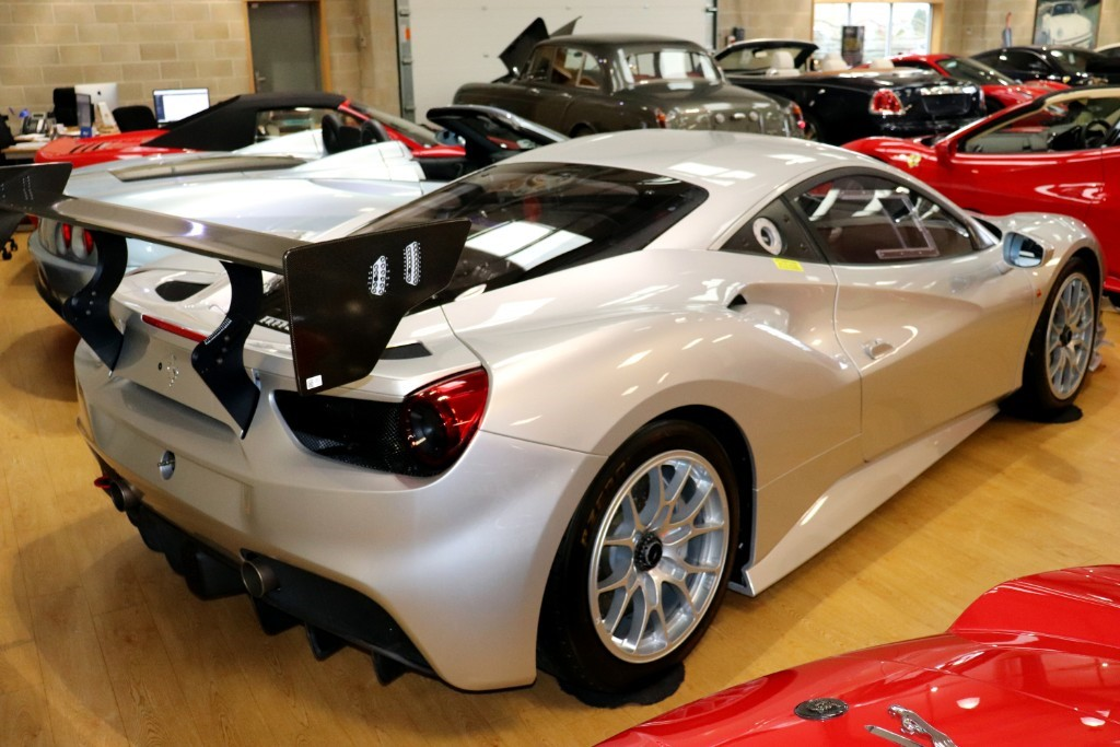 Used Ferrari 488 from Proctor Cars