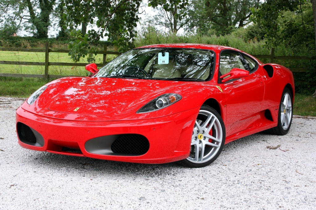 all Ferrari F430 4.3 F1 2dr in wessington-derbyshire