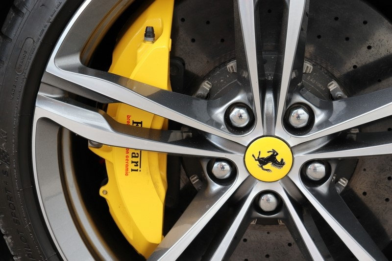 Used Ferrari GTC4Lusso from Proctor Cars