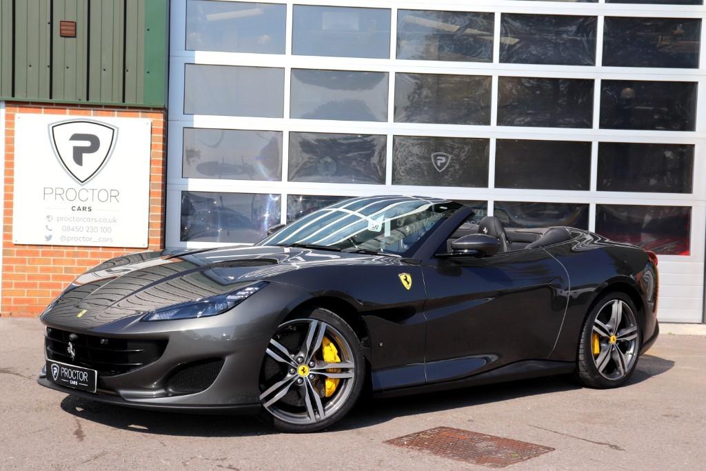 all Ferrari Portofino 3.8T V8 F1 DCT (s/s) 2dr in wessington-derbyshire