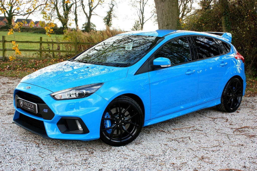 all Ford Focus 2.3 EcoBoost RS AWD (s/s) 5dr in wessington-derbyshire