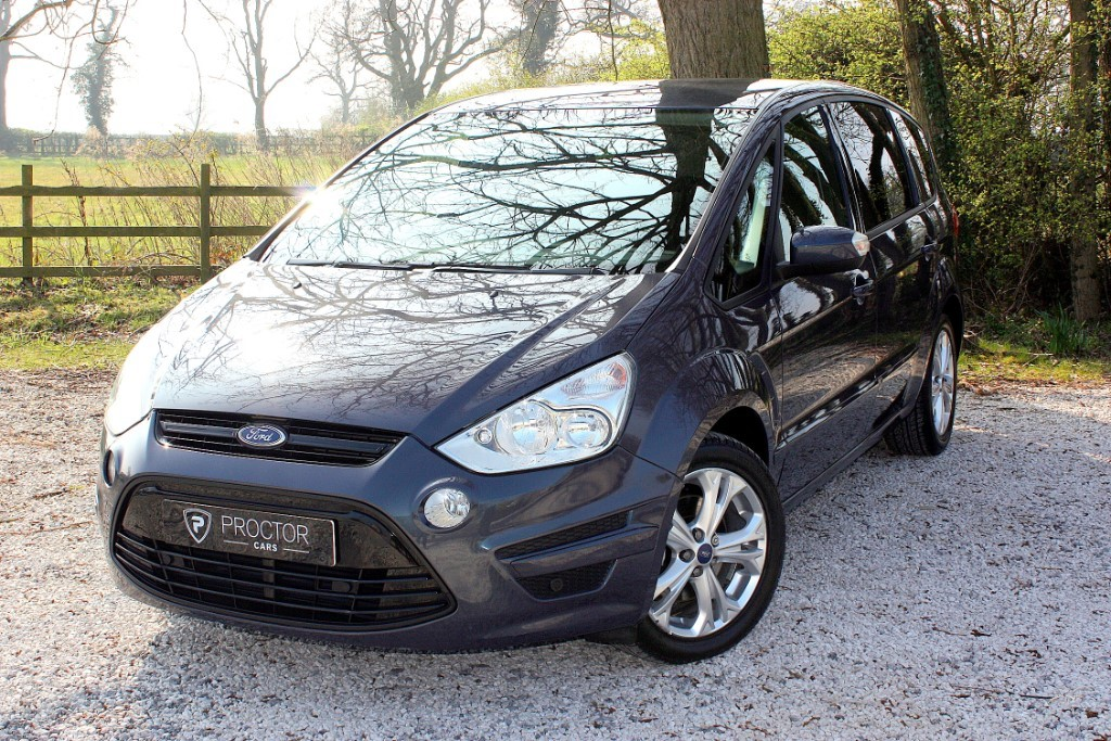 all Ford S-Max 2.0 TDCi Zetec Powershift 5dr in wessington-derbyshire