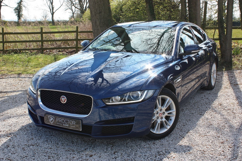 all Jaguar XE PRESTIGE in wessington-derbyshire