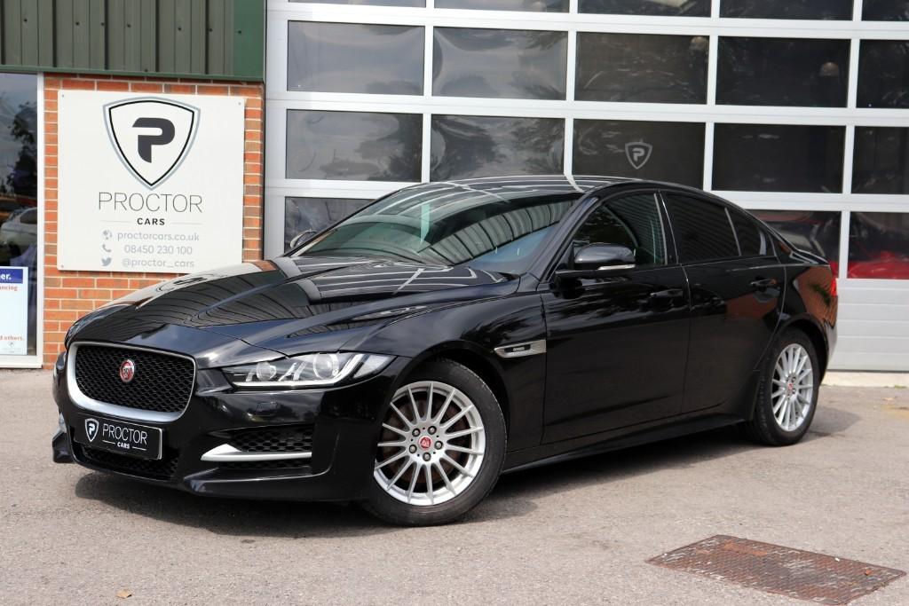 all Jaguar XE 2.0d R-Sport (s/s) 4dr in wessington-derbyshire