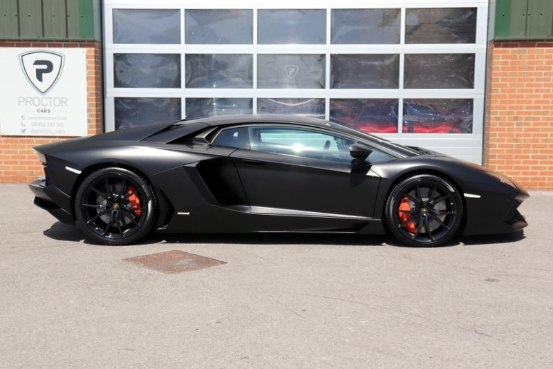 Used Lamborghini Aventador from Proctor Cars