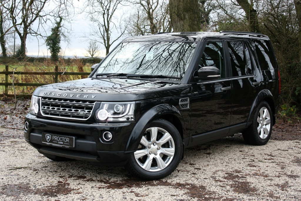 all Land Rover Discovery 4 3.0 SD V6 SE Tech (s/s) 5dr in wessington-derbyshire