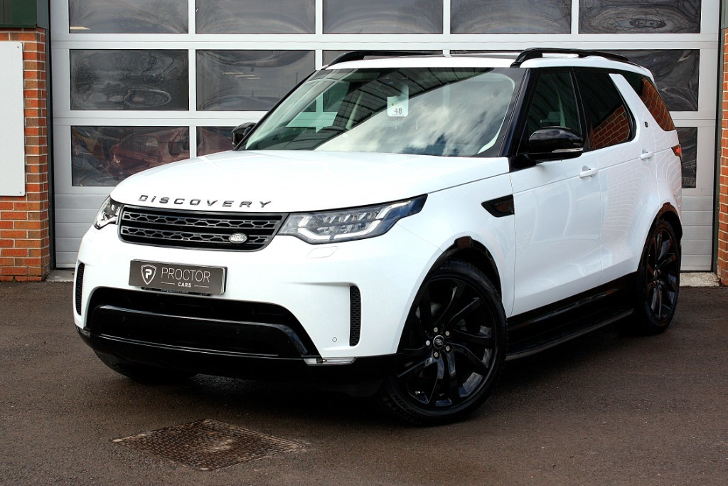 all Land Rover Discovery 3.0 TD V6 SE Auto 4WD (s/s) 5dr in wessington-derbyshire