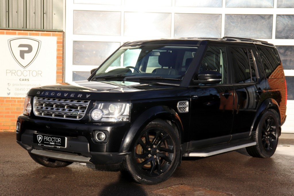 all Land Rover Discovery 4 3.0 SD V6 HSE (s/s) 5dr in wessington-derbyshire