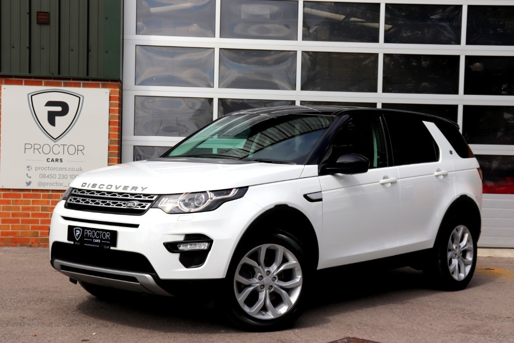 all Land Rover Discovery Sport 2.0 TD4 HSE 7Seat 4WD (s/s) 5dr 7 Seat in wessington-derbyshire
