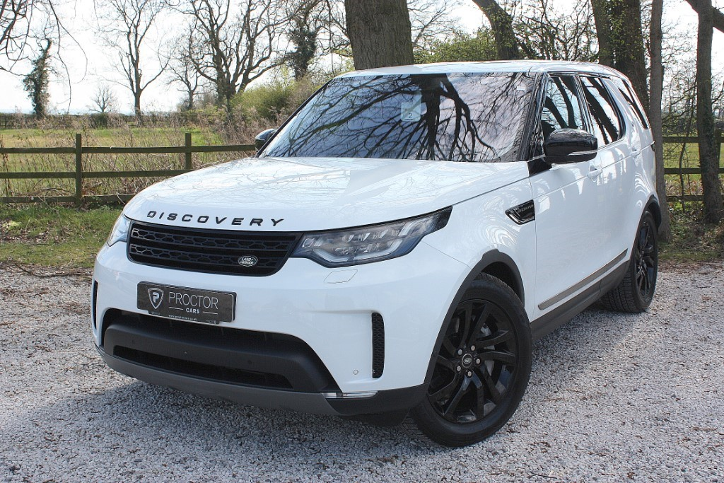 Prestige Cars, Sports Cars & 4X4s | Proctor Cars | Wessington