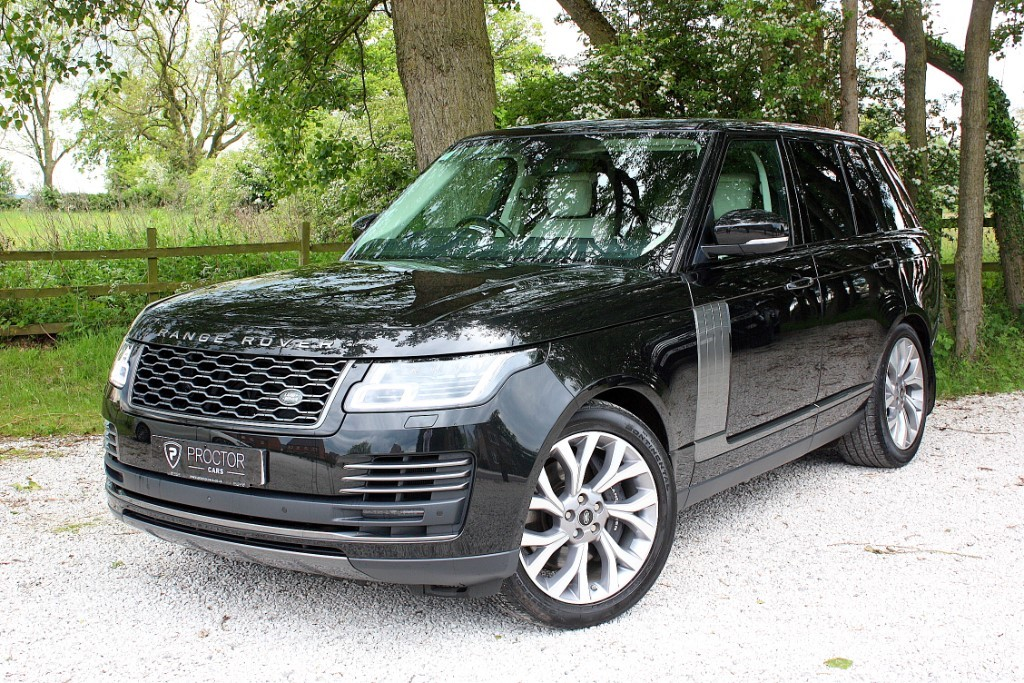 all Land Rover Range Rover 5.0 V8 Supercharged Autobiography SUV 4X4 (s/s) 5dr in wessington-derbyshire