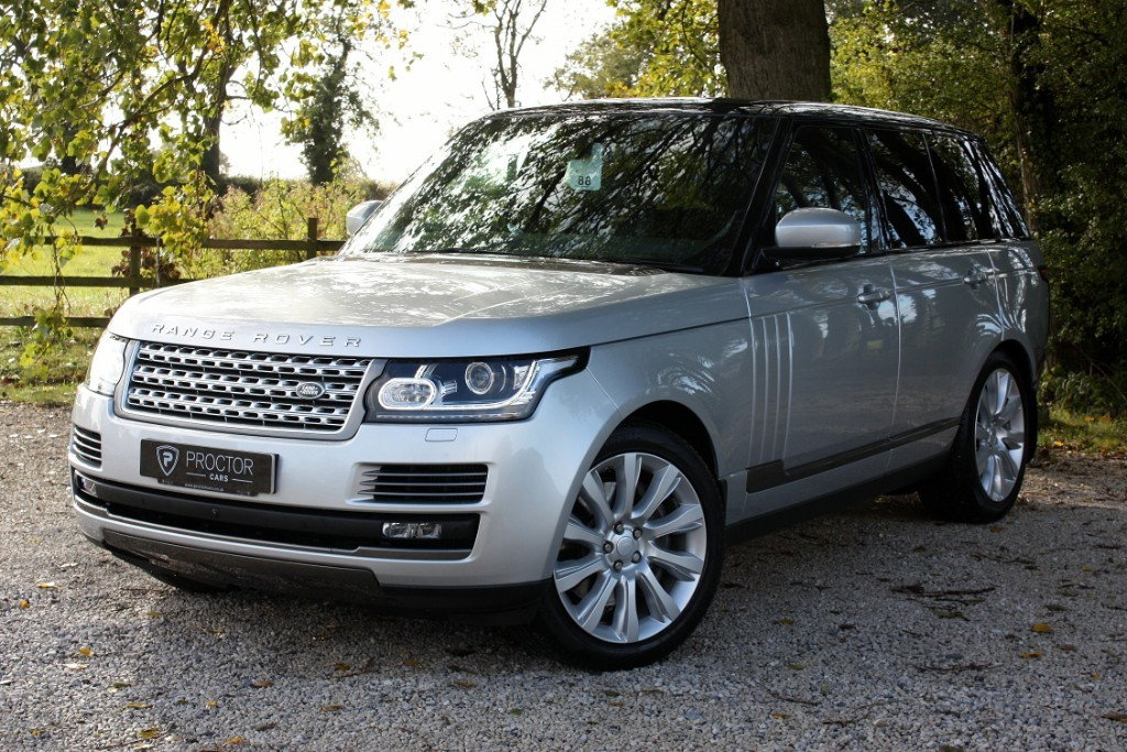 all Land Rover Range Rover 4.4 SD V8 Autobiography Auto 4WD (s/s) 5dr in wessington-derbyshire