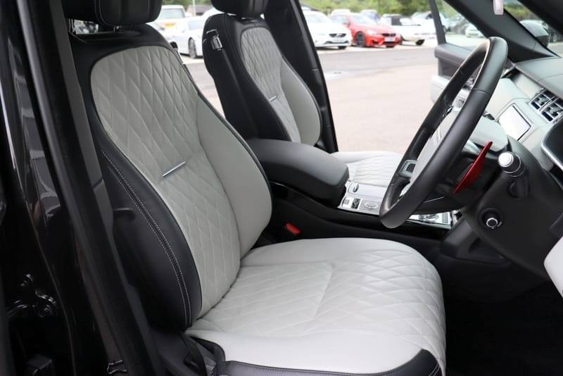 Used Land Rover Range Rover from Proctor Cars