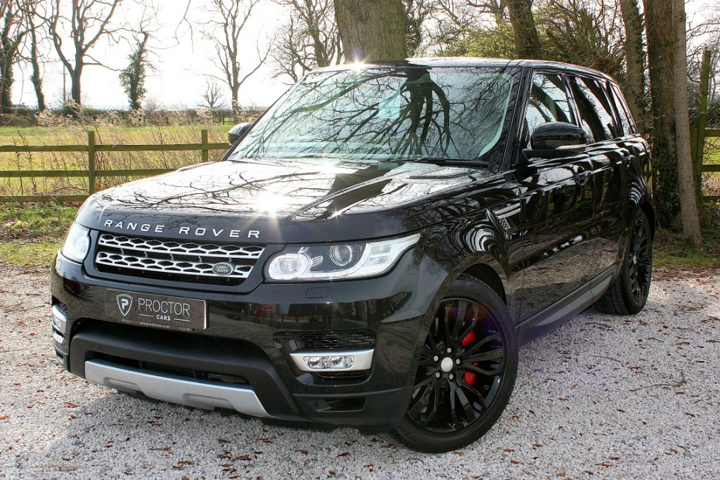 all Land Rover Range Rover Sport ** SOLD DELIVERING TO PINXTON ** in wessington-derbyshire