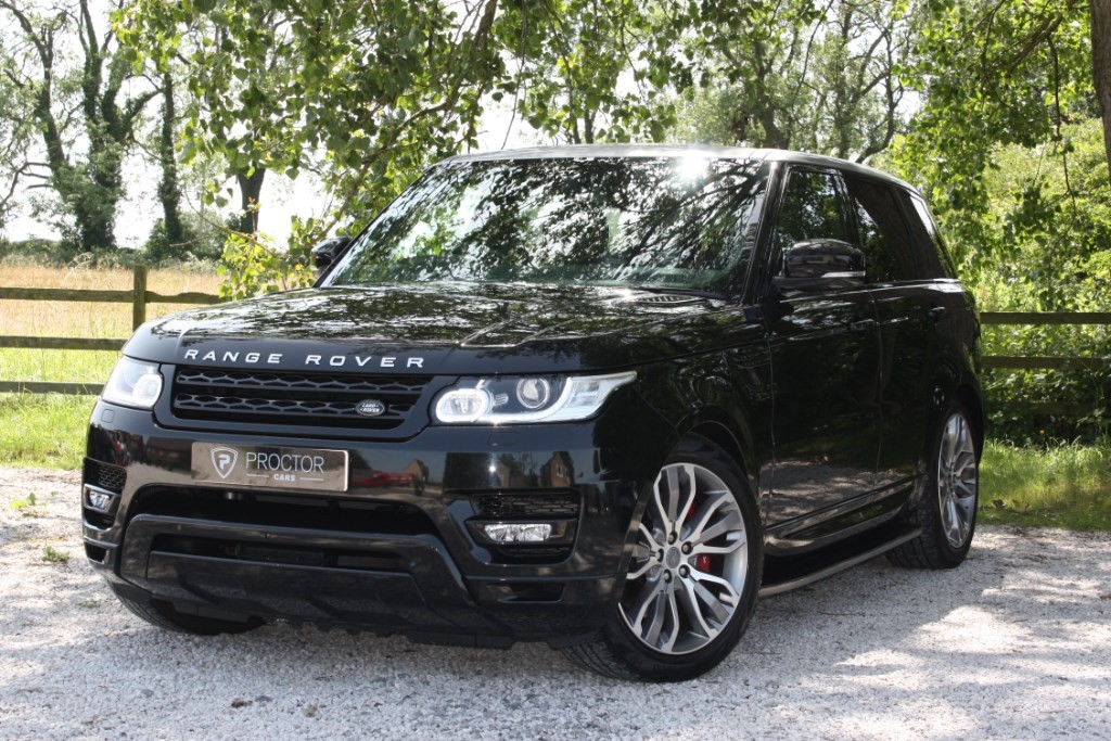 all Land Rover Range Rover Sport 3.0 SD V6 HSE 4X4 (s/s) 5dr in wessington-derbyshire
