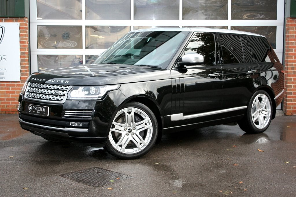 all Land Rover Range Rover 4.4 SD V8 Autobiography 4x4 5dr in wessington-derbyshire