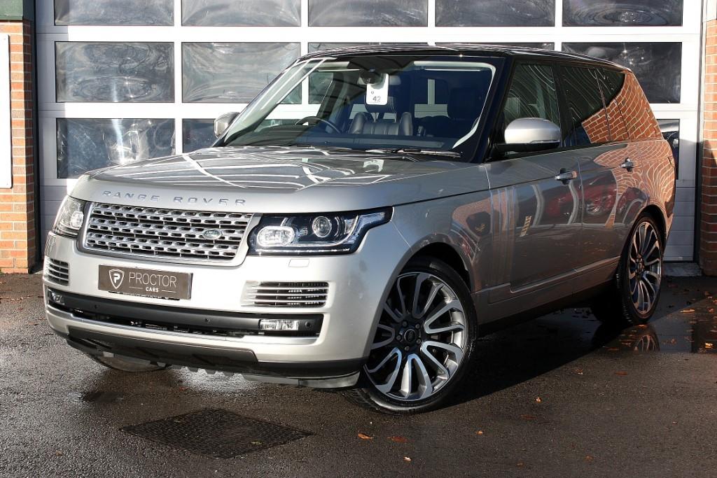 all Land Rover Range Rover 4.4 SD V8 Vogue SE 4X4 5dr (start/stop) in wessington-derbyshire
