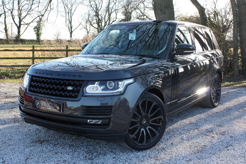 all Land Rover Range Rover 3.0 TD V6 Autobiography 4X4 (s/s) 5dr in wessington-derbyshire