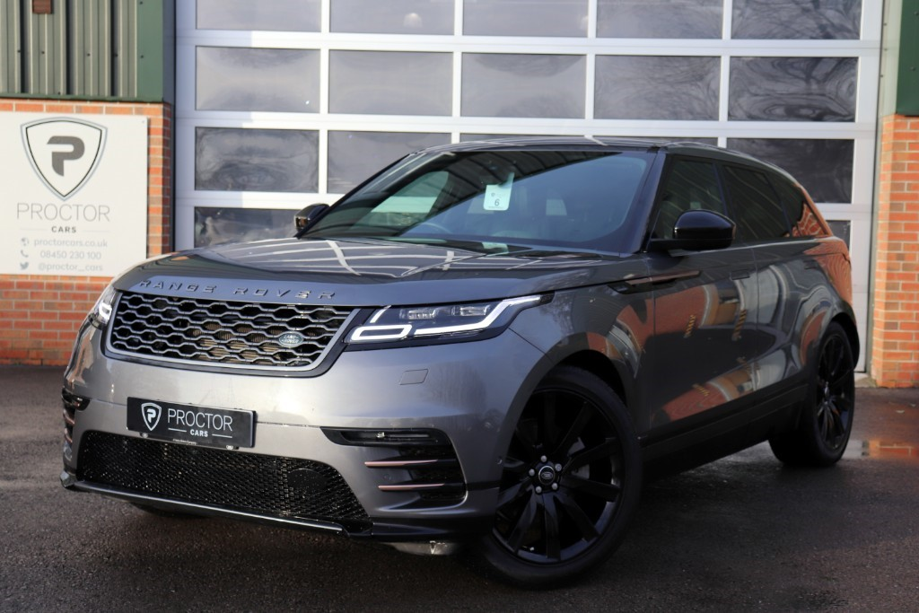 all Land Rover Range Rover Velar ** SOLD DELIVERING TO NETHER HEAGE ** in wessington-derbyshire