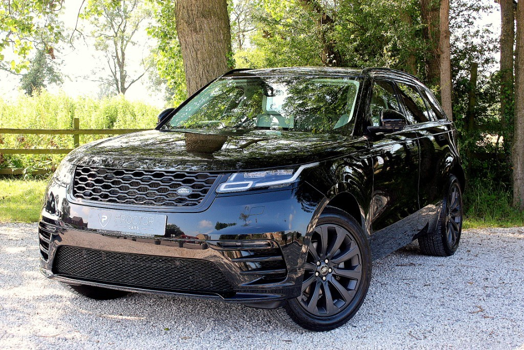 all Land Rover Range Rover Velar 2.0 D240 R-Dynamic SE Auto 4WD (s/s) 5dr in wessington-derbyshire