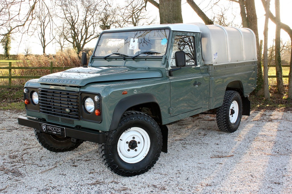 all Land Rover  ** SOLD DELIVERING TO NEWTON ABBOT ** in wessington-derbyshire