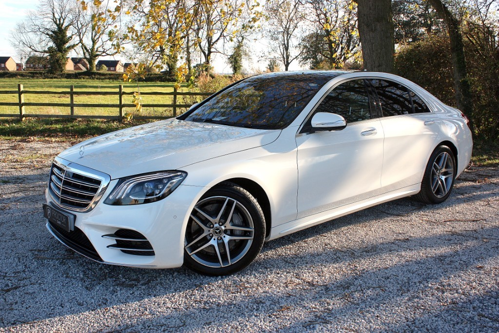 all Mercedes S350 ** SOLD DELIVERING TO WORCESTER ** in wessington-derbyshire