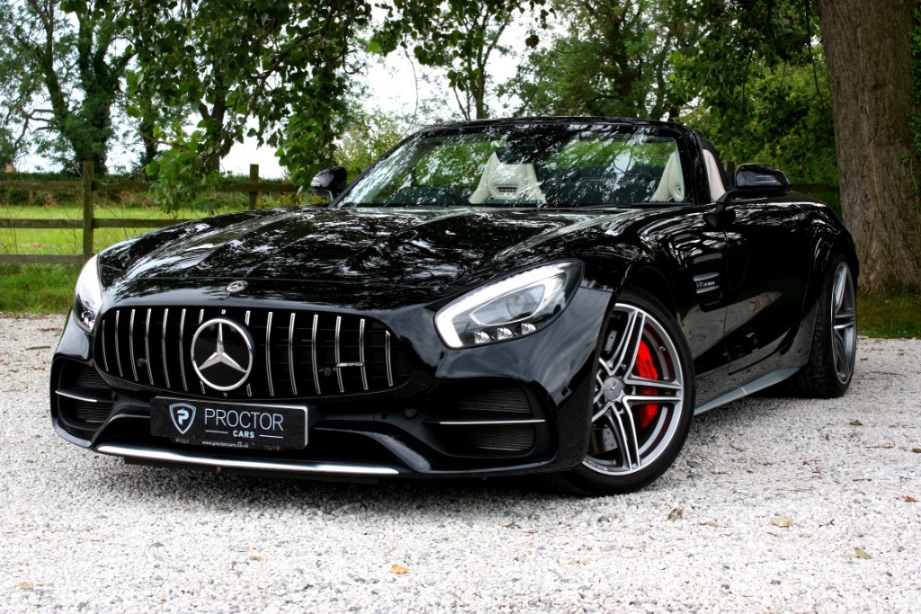 all Mercedes AMG GT C 4.0 C Speedshift DCT (s/s) 2dr in wessington-derbyshire