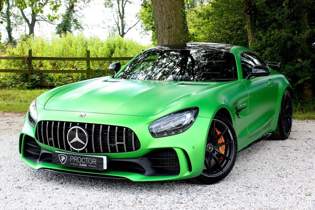 all Mercedes AMG GT 4.0 V8 BiTurbo R (Premium) SpdS DCT (s/s) 2dr in wessington-derbyshire