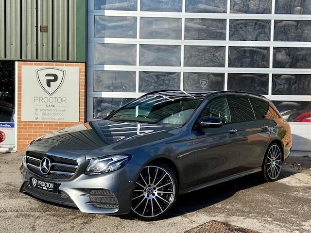 all Mercedes E220 D 2.0 AMG Line (Premium Plus) G-Tronic+ (s/s) 5dr in wessington-derbyshire