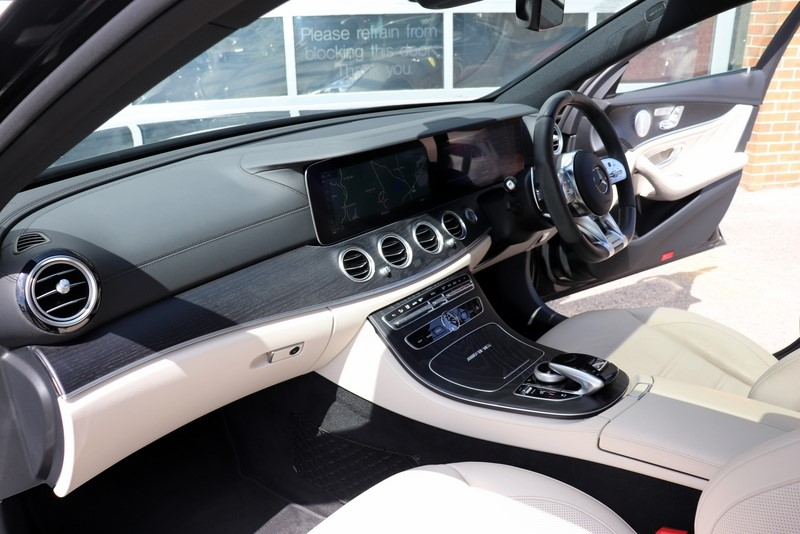 Used Mercedes from Proctor Cars