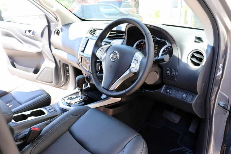 Used Nissan Navara from Proctor Cars
